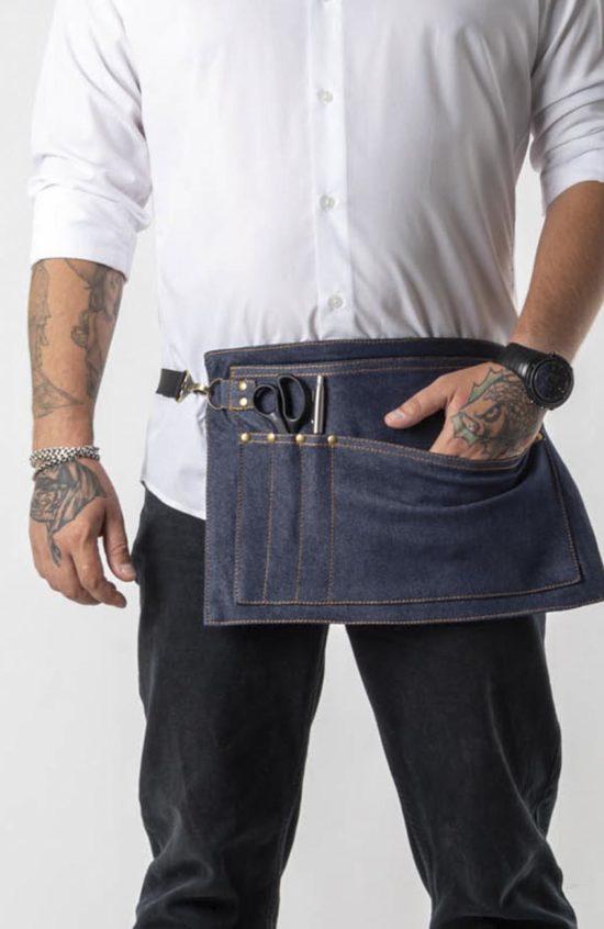 Вустерс синий джинс