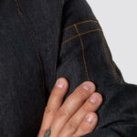 Кители Поварская форма Тар-тар ткань Джинс