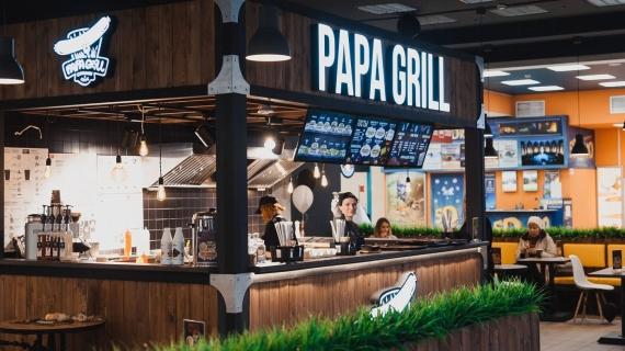 Наши клиенты: Papa Grill