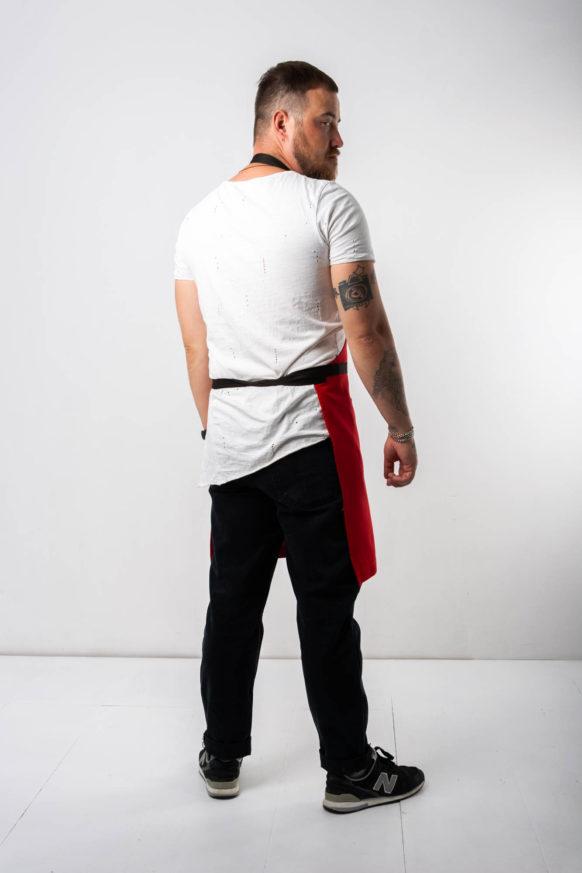 Камберленд красный с черной лентой