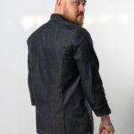 Тар-тар джинс темно-синий