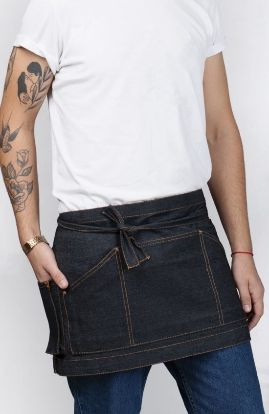 Кайпиринья черный джинс