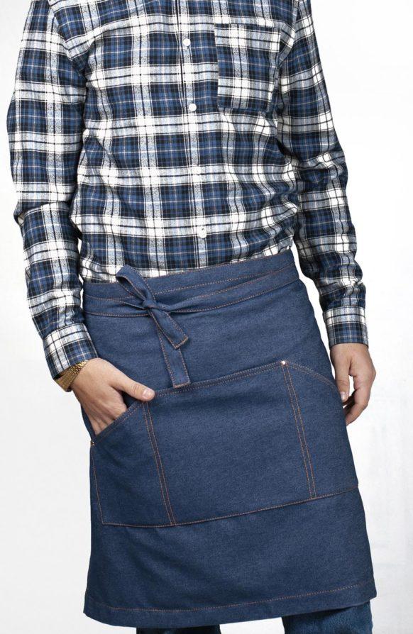 Слинг синий джинс