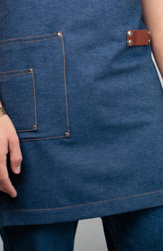 Манхэттен синий джинс