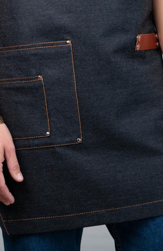 Манхэттен черный джинс