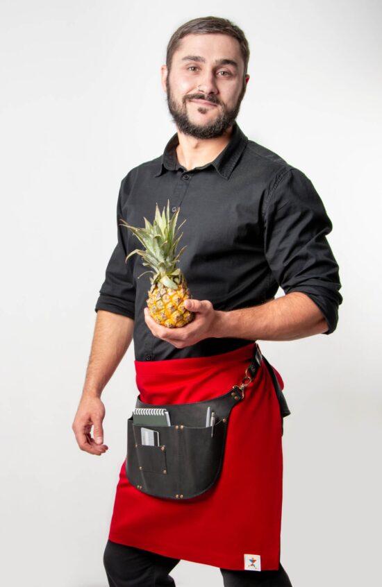 Барбера Фартуки Фартук-сумка Тибон + поясной фартук