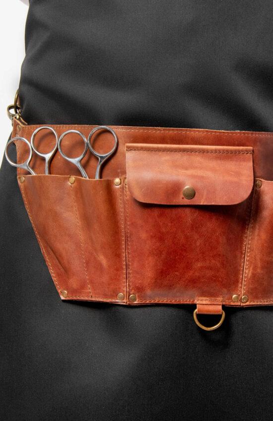 Барбера Фартуки Фартук-сумка Томагавк + фартук с нагрудником