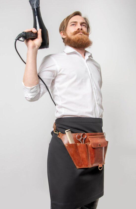 Барбера Фартуки Фартук-сумка Томагавк + поясной фартук