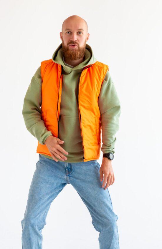 Одежда курьера Униформа Жилетка