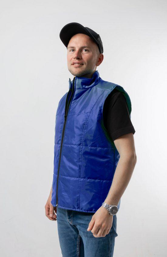 Одежда курьера Униформа Жилетка на подкладке